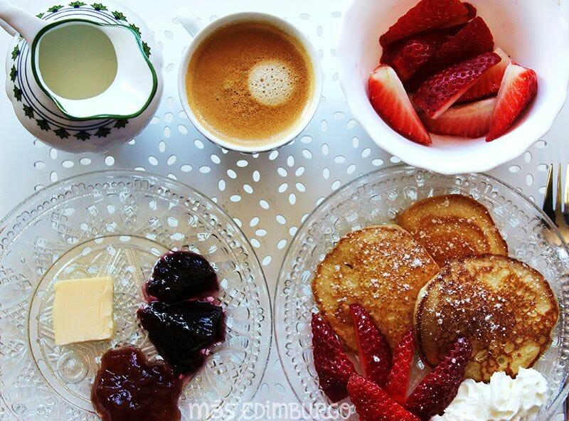 Receta de tortitas escocesas Pancake Day (1)
