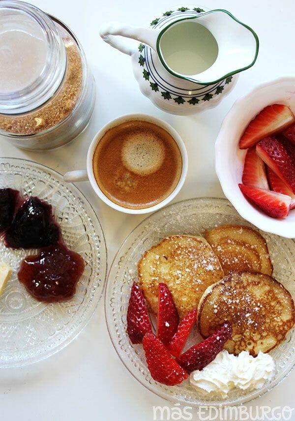 Receta de tortitas escocesas Pancake Day (7)