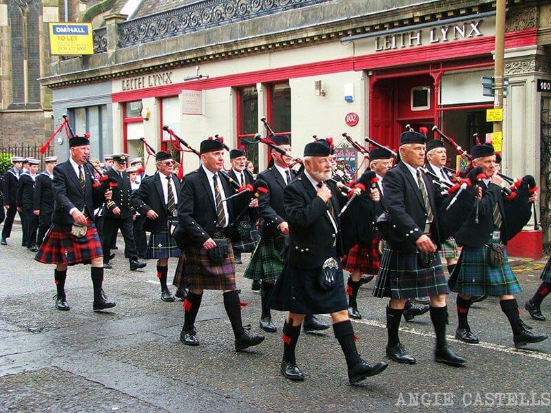 El Leith Festival, uno de los festivales de primavera en Edimburgo