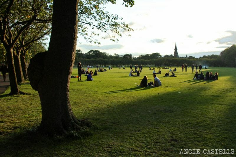 Old Town Edimburgo Meadows