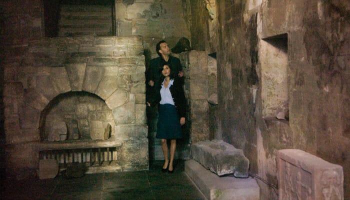 Películas rodadas en Edimburgo - El Codigo da Vinci