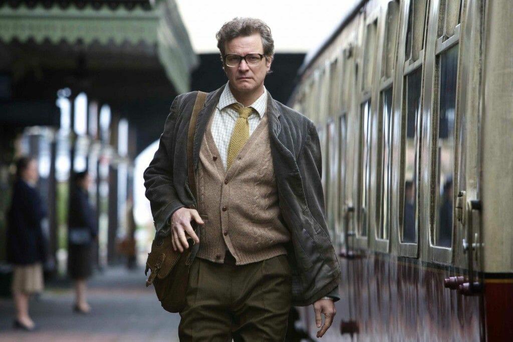 The Railway Man Mas Edimburgo