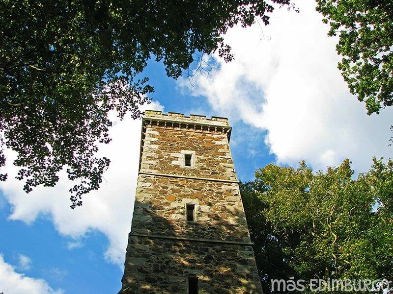 La torre de Corstorphine Hill Edimburgo (4)