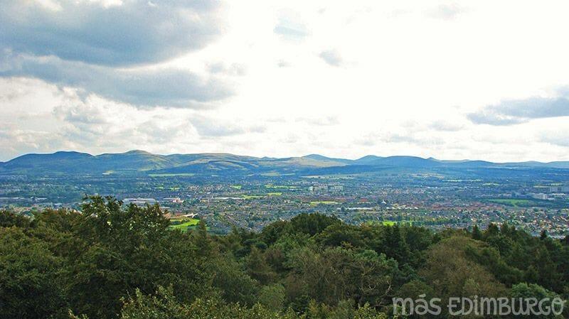 La torre de Corstorphine Hill Edimburgo (6)