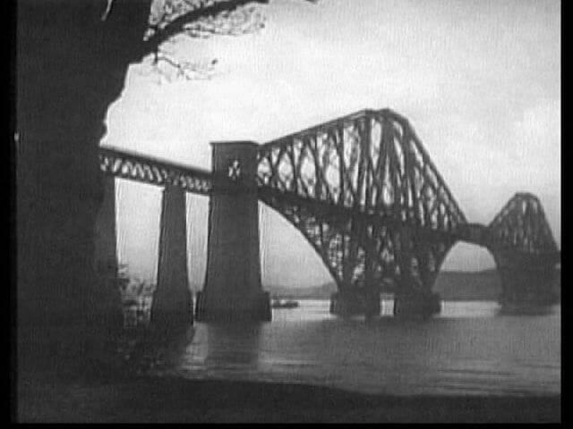 Películas rodadas en Edimburgo y escenarios de cine: 39 escalones
