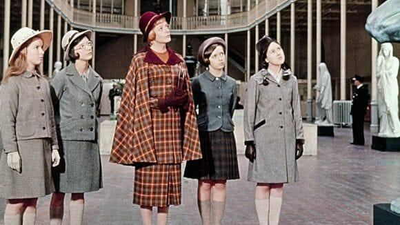 Edimburgo en el cine The Prime of Miss Brodie
