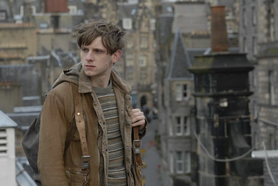 Edimburgo en el cine Hallam Foe (1)