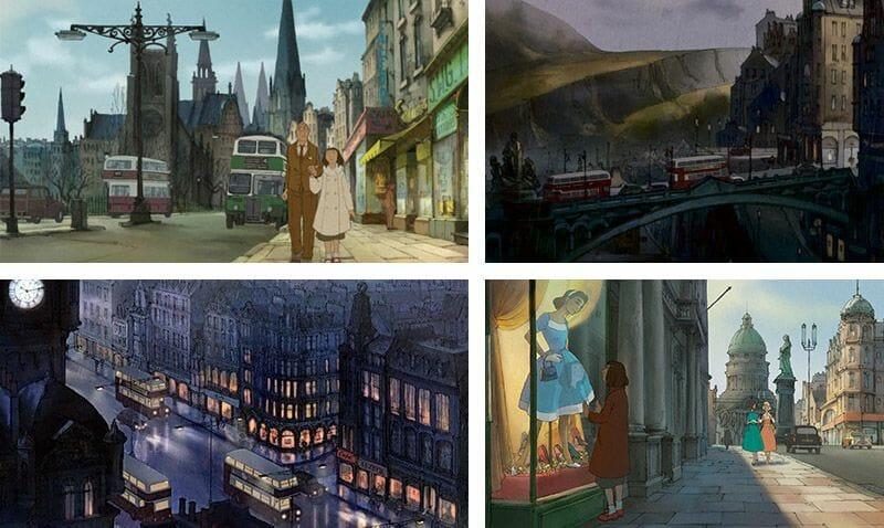 Edimburgo en el cine The Illusionist 4