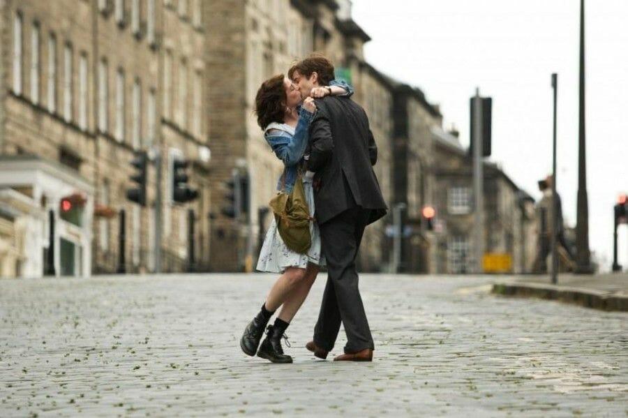 Edimburgo en el cine One Day