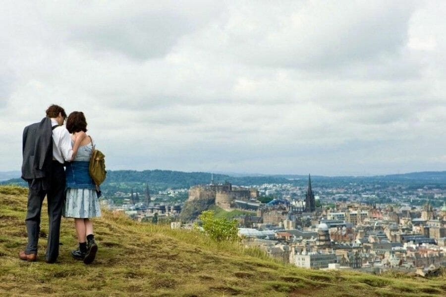 Edimburgo en el cine One Day 2