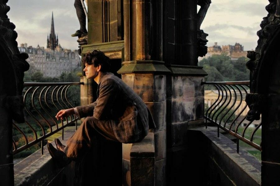 Edimburgo en el cine Cloud Atlas