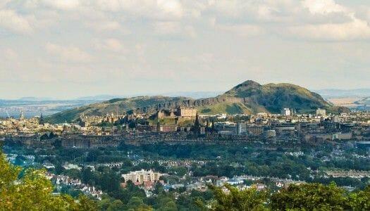 La torre de Corstorphine, el mirador secreto de Edimburgo