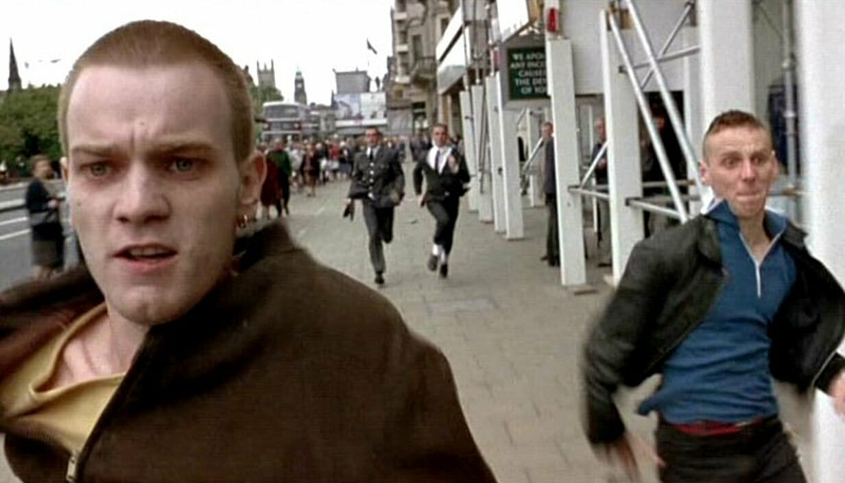 Películas rodadas en Edimburgo - Traisnpotting
