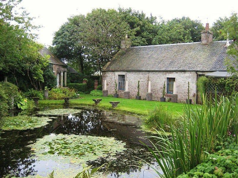 Jardines en Escocia Little Sparta 3