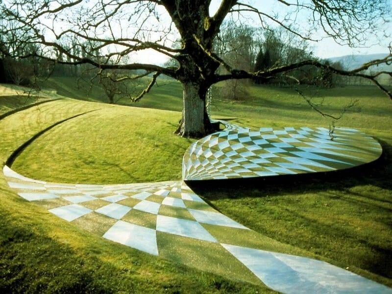 Jardines de Escocia Garden of Cosmic Speculation