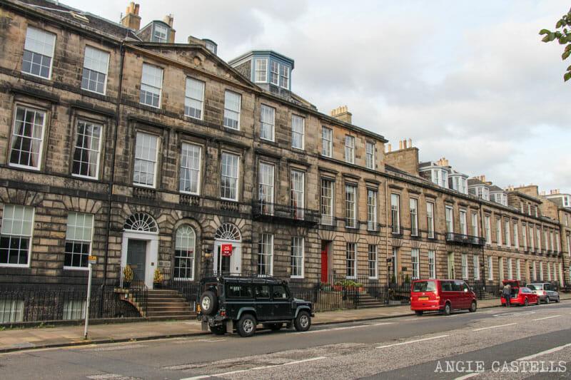 Que ver Edimburgo New Town