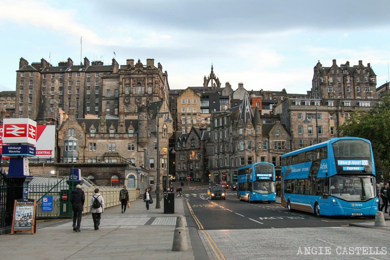 Guia practica para viajar a Edimburgo