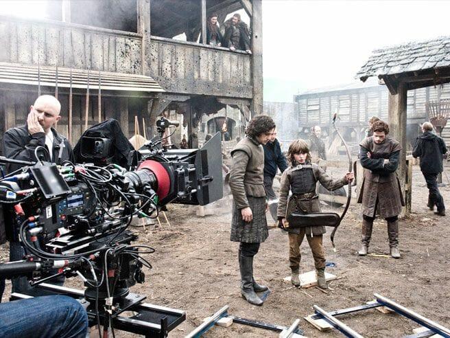 Dónde se rodó Juego de Tronos Castle Ward Winterfell