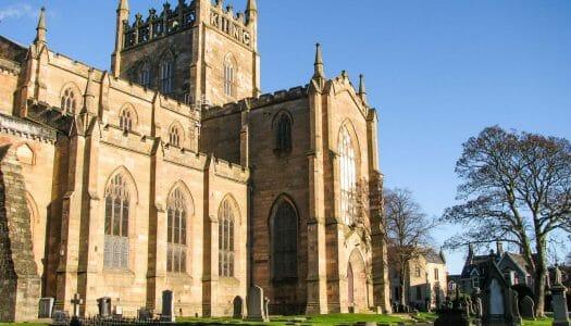 Guía para visitar Dunfermline, cuna de reyes escoceses