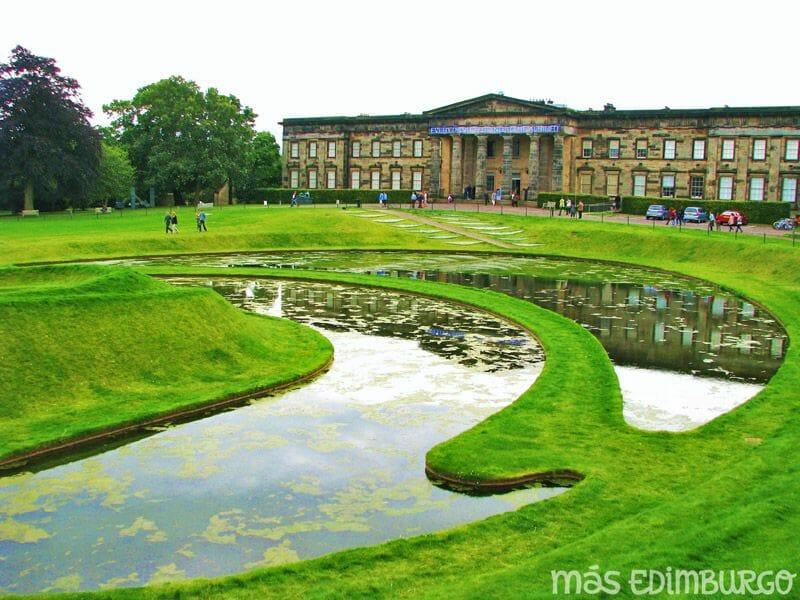 Deans Village y Galerías de Arte Moderno - Más Edimburgo (6)