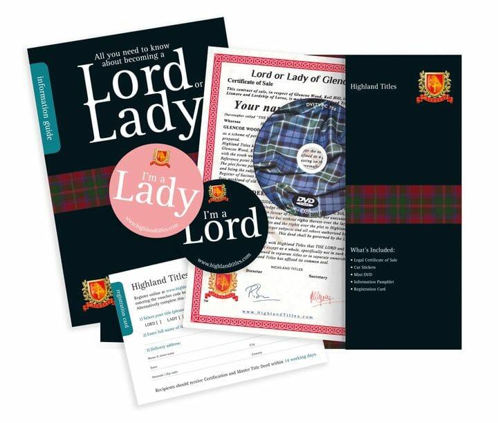 Souvenirs de Escocia Souvenir plot