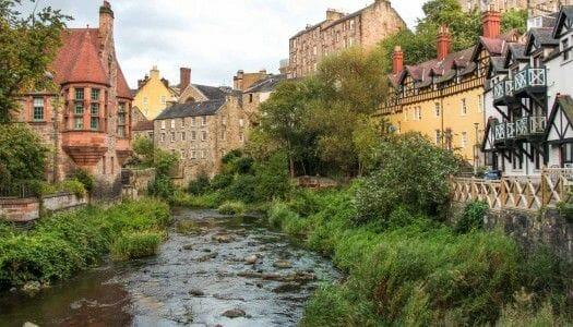 12 excursiones entre naturaleza en Edimburgo
