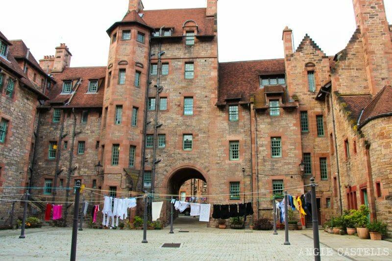 Visitar Dean Village y el barrio de Stockbridge, en Edimburgo