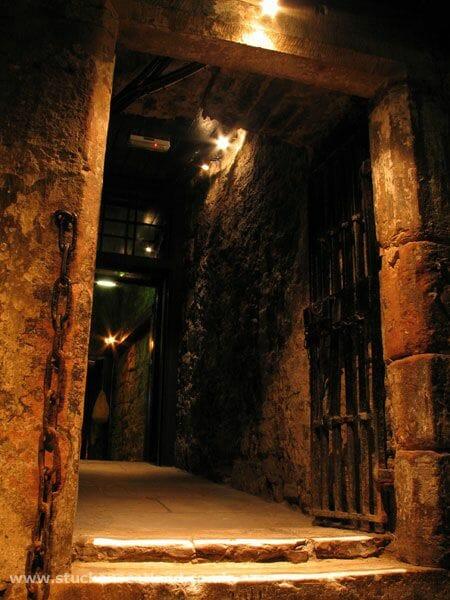 Leyendas de Edimburgo - Las criptas de South Bridge
