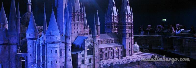 Un día en los estudios de Harry Potter - Más Edimburgo (40)