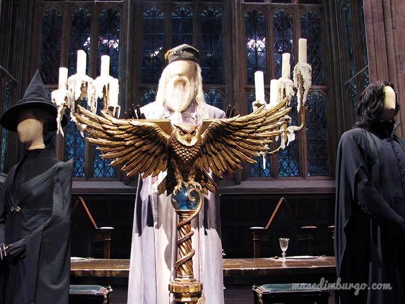 Los estudios de Harry Potter en Londres