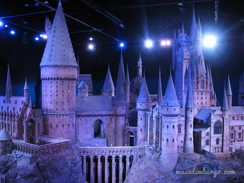 Un día en los estudios de Harry Potter, en Londres