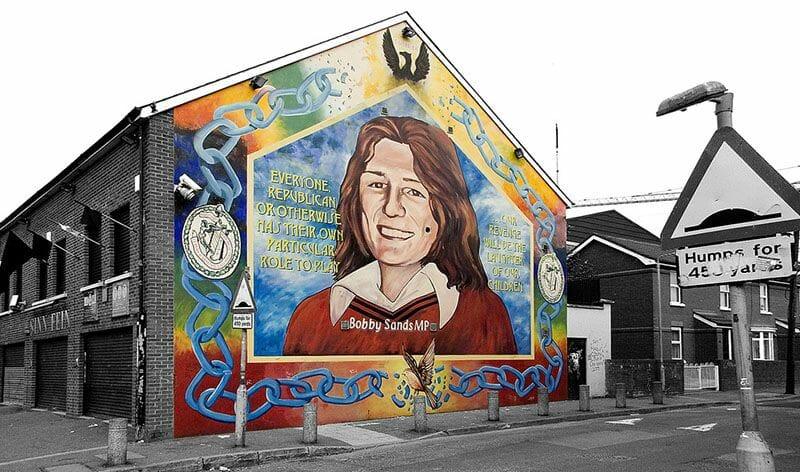 Puertas abiertas en Reino Unido Belfast
