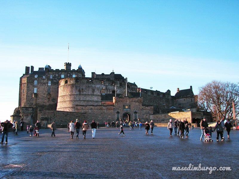 10 curiosidades sobre el castillo de Edimburgo - Mas Edimburgo (10)