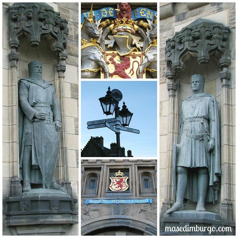10 curiosidades sobre el castillo de Edimburgo - Mas Edimburgo (1)