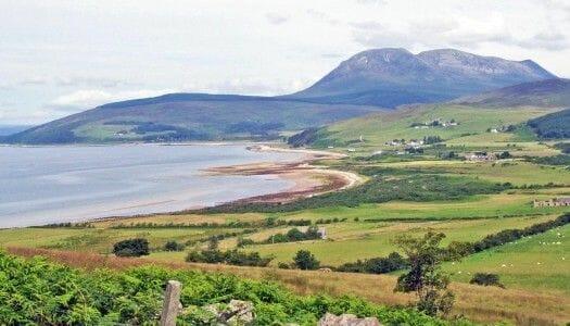 Visitar la Isla de Arran: un día en Brodick