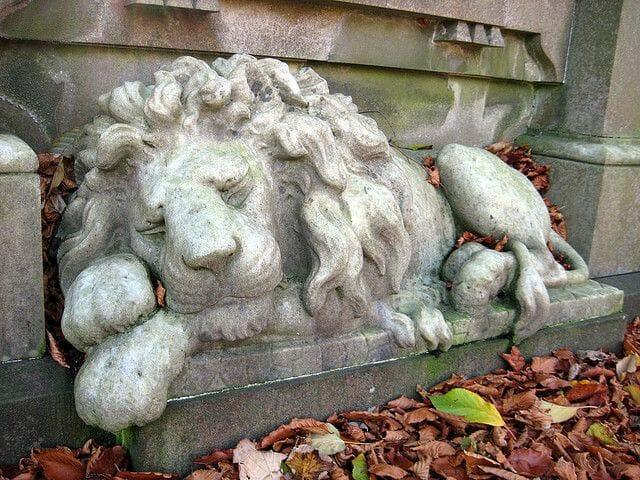 Dean Cemetery, un precioso cementerio en Edimburgo Mas Edimburgo (9)