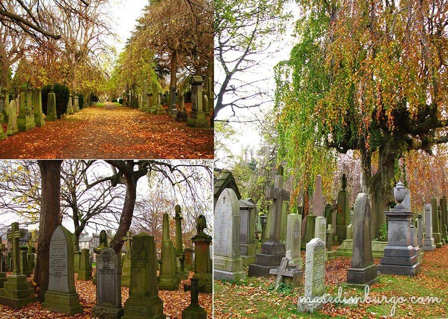 Dean Cemetery, un precioso cementerio en Edimburgo Mas Edimburgo (3)