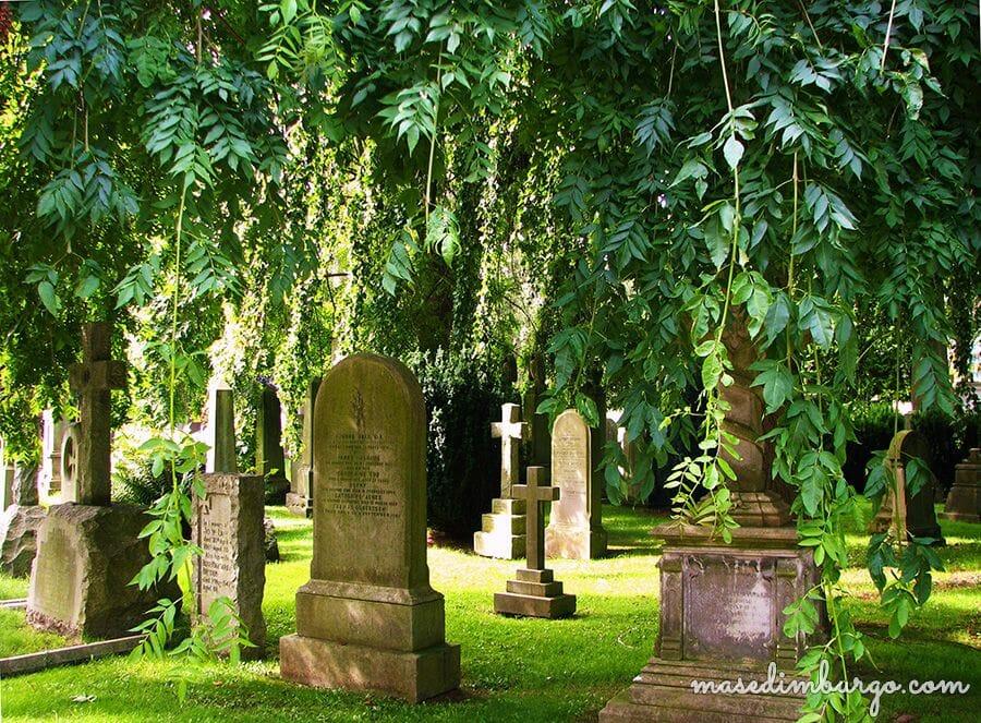 Dean Cemetery, un precioso cementerio en Edimburgo Mas Edimburgo (4)