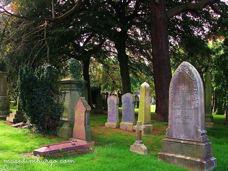 Dean Cemetery, un precioso cementerio en Edimburgo Mas Edimburgo (7)