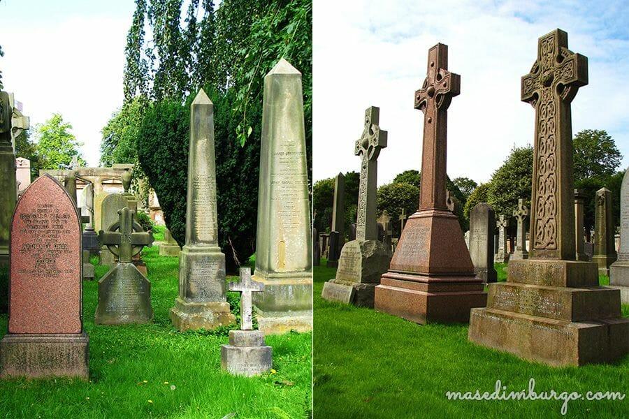 Dean Cemetery, un precioso cementerio en Edimburgo Mas Edimburgo (1)