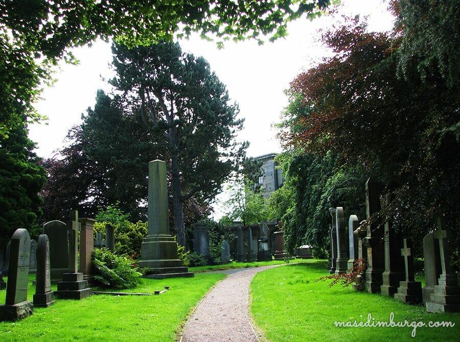 Dean Cemetery, un precioso cementerio en Edimburgo Mas Edimburgo (8)
