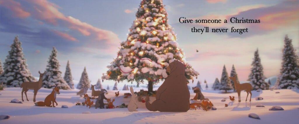 El anuncio de John Lewis - cuando la Navidad llega al Reino Unido