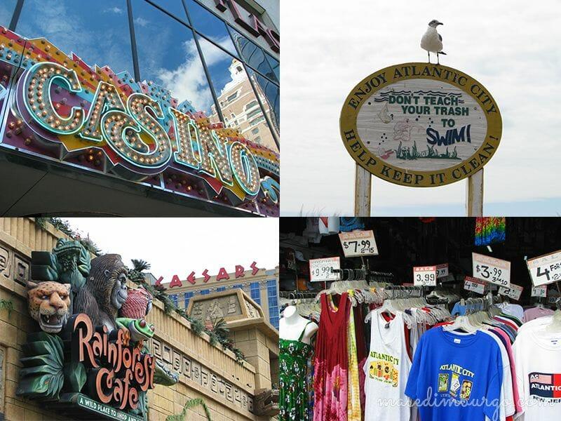 Miniguía de Atlantic City, tras las notas de Springsteen Mas Edimburgo (2)