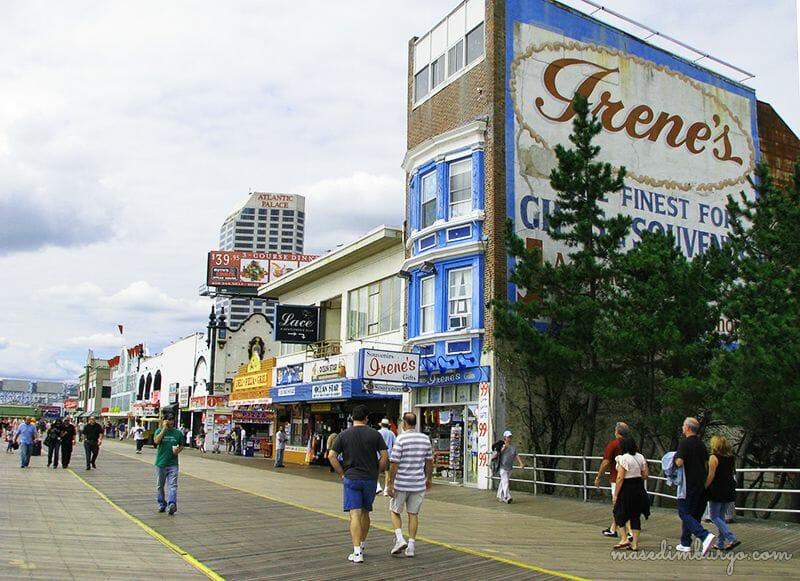 Miniguía de Atlantic City, tras las notas de Springsteen Mas Edimburgo (46)