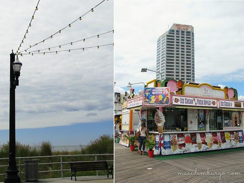 Miniguía de Atlantic City, tras las notas de Springsteen Mas Edimburgo (42)