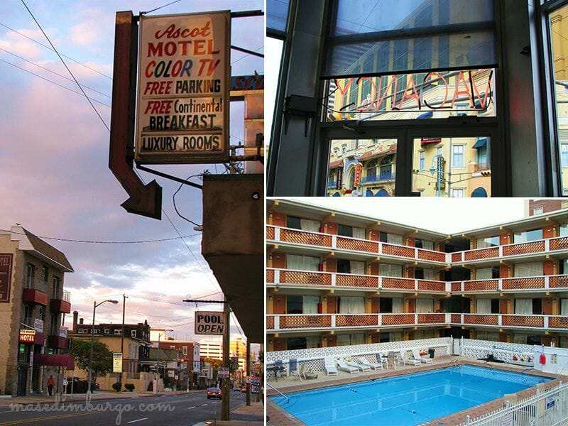 Miniguía de Atlantic City, tras las notas de Springsteen Mas Edimburgo (4)