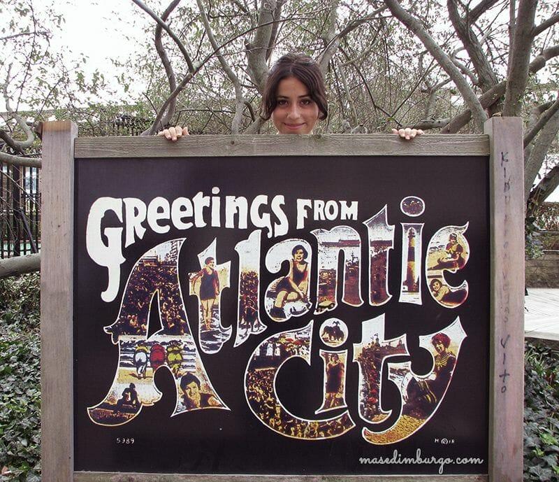 Miniguía de Atlantic City, tras las notas de Springsteen Mas Edimburgo (33)