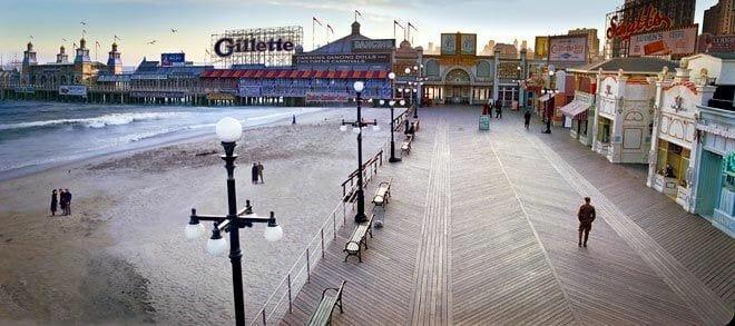 Miniguía de Atlantic City, tras las notas de Springsteen Mas Edimburgo (50)