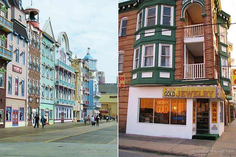 Miniguía de Atlantic City, tras las notas de Springsteen Mas Edimburgo (37)