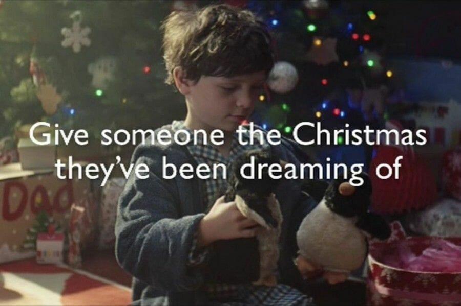 Anuncio de John Lewis 2014 Navidad